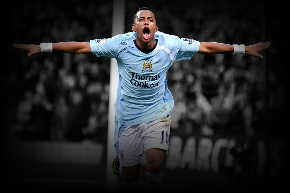 robinho man city